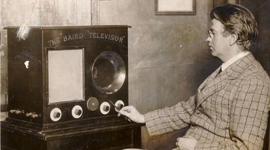 Remembering Logie Baird ninety years on | Royal Television Society