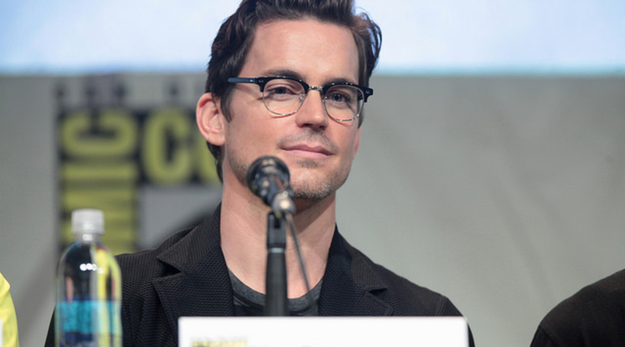 Matt Bomer, ComiCon