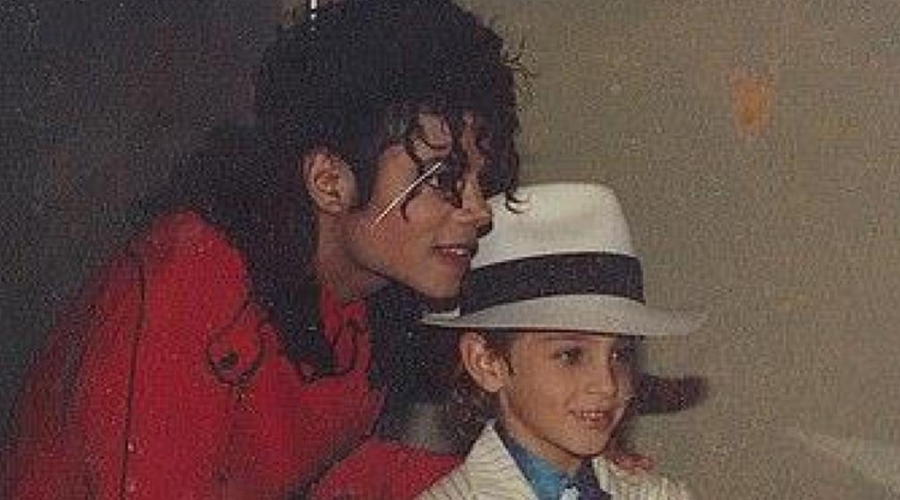 Michael Jackson (Credit: Channel 4)
