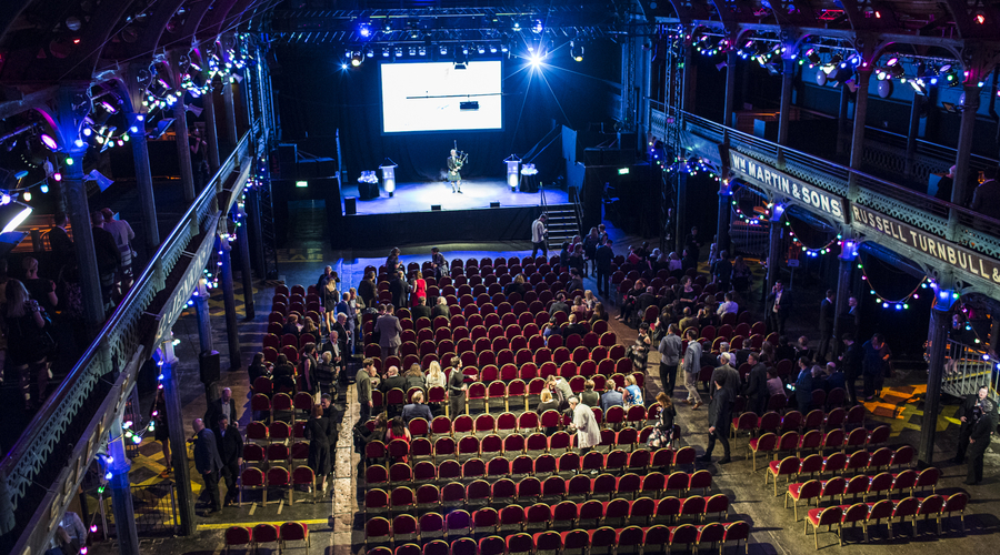 Glasgow Fruitmarket 2018 Awards