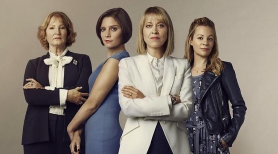 Deborah Findlay, Annabel Scholey, Nicola Walker and Fiona Button (Credit: BBC)