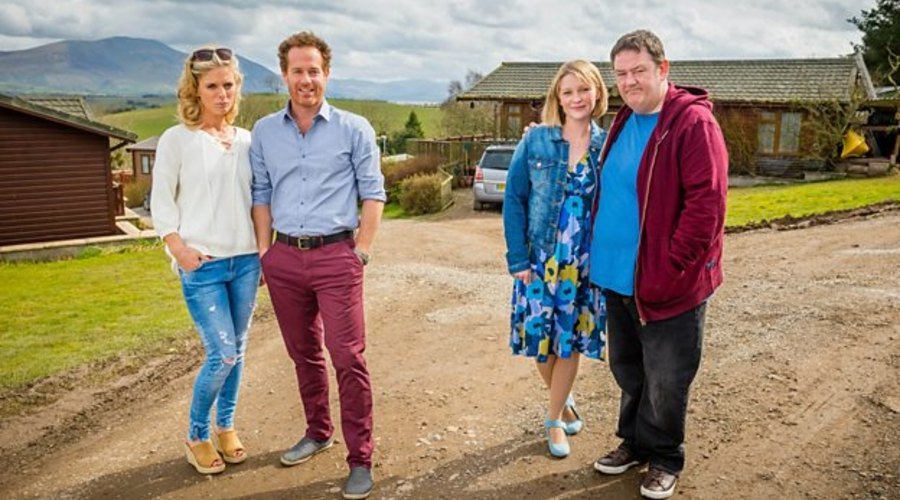 Groovy Bbc One Commission Comedy Home From Home For A Full Series Download Free Architecture Designs Scobabritishbridgeorg