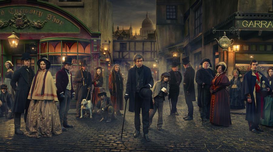 Dickensian, Tony Jordan, Caroline Quentin, Stephen Rea, Pauline Collins