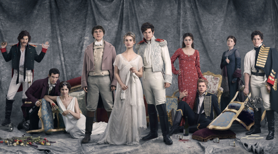 War and Peace, BBC One, drama, television