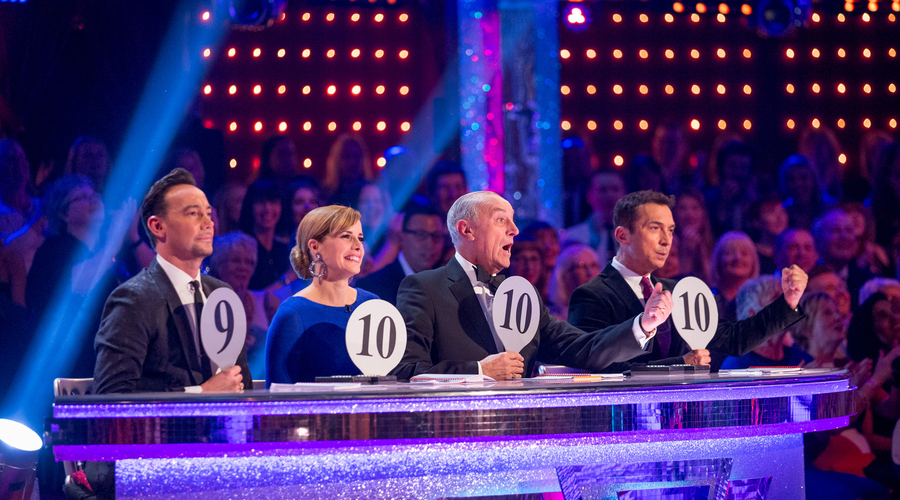Strictly Come Dancing 2015 judges
