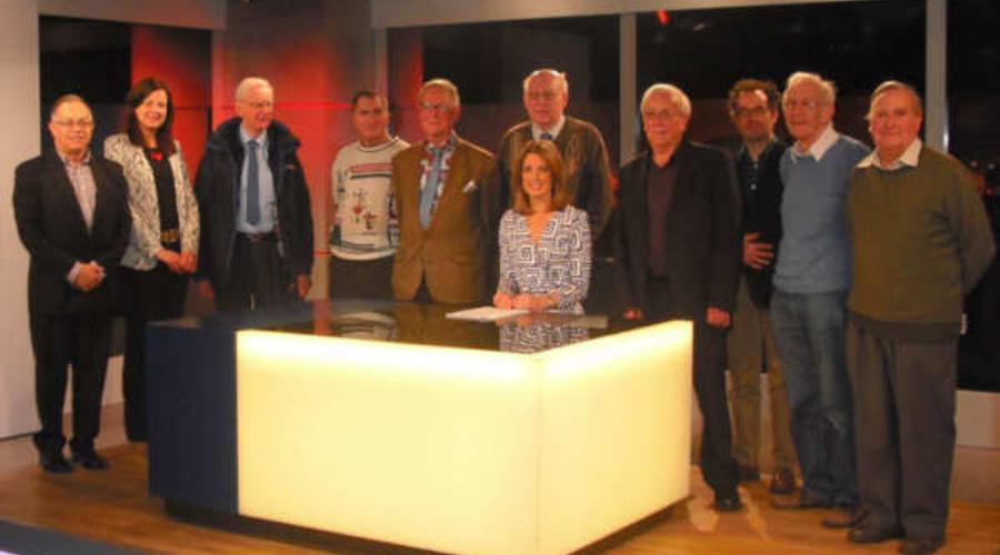 Visit to ITV Cymru Wales