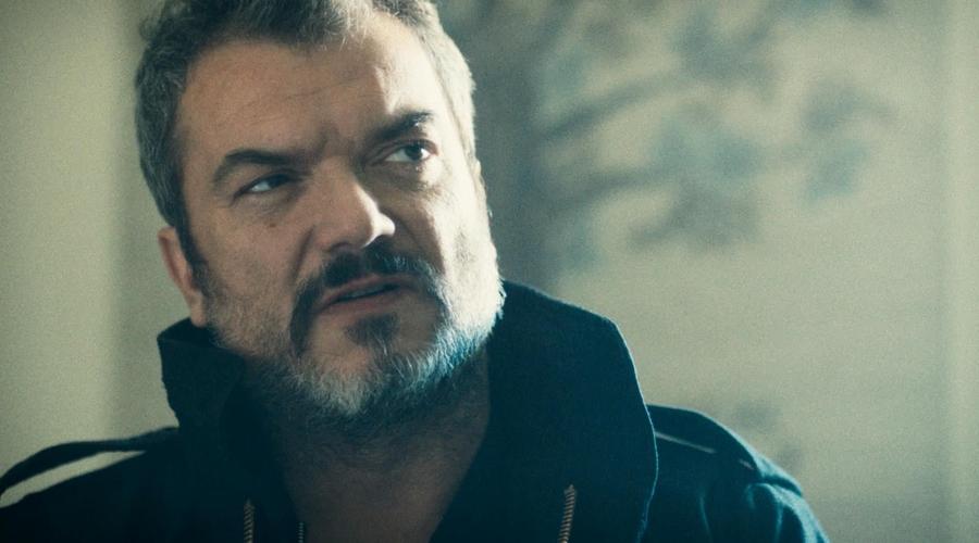 Dragomir Mrsic stars as crooked cop Alex Leko in Swedish drama Alex (Credit: Global Series Network)