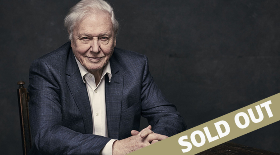 David Attenborough presents Planet Earth II (Credit: BBC / Sarah Dunn)