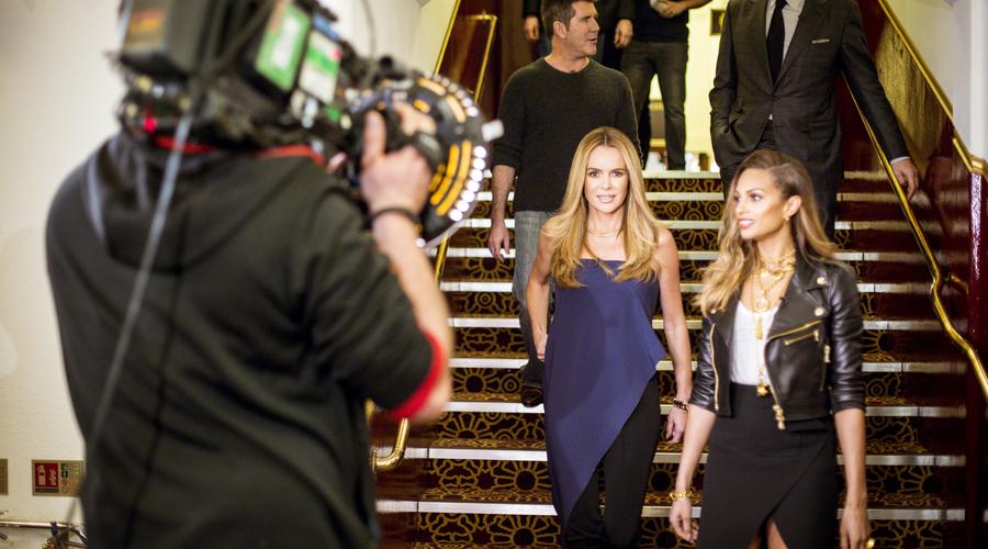 Britain's Got Talent Judges Fremantle Media Patrons