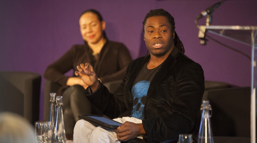 Ade Adepitan at Channel 4 Diverse Festival