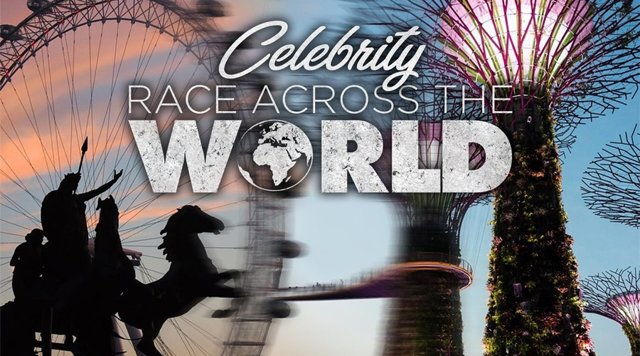 Celebrity Race Across the World (Credit: BBC)