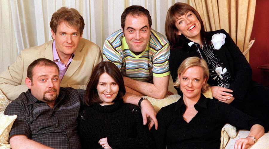 The cast of Cold Feet (Credit: ITV)