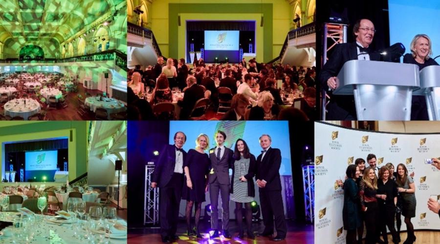 RTS Southern Centre Awards 2015/6