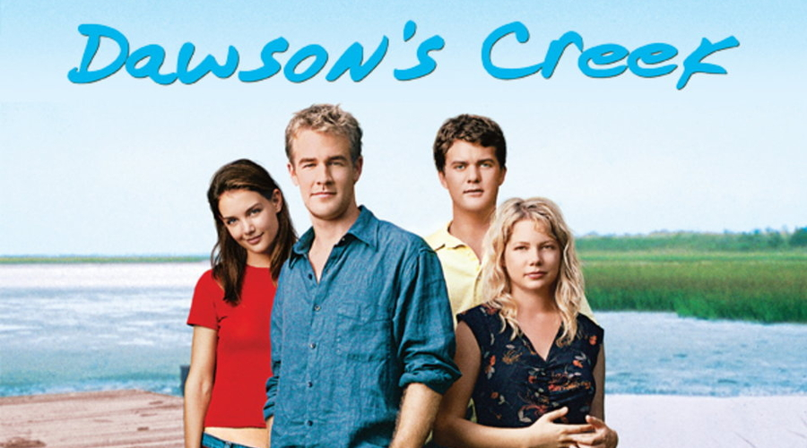 Dawson's Creek (Credit: Sony Pictures)