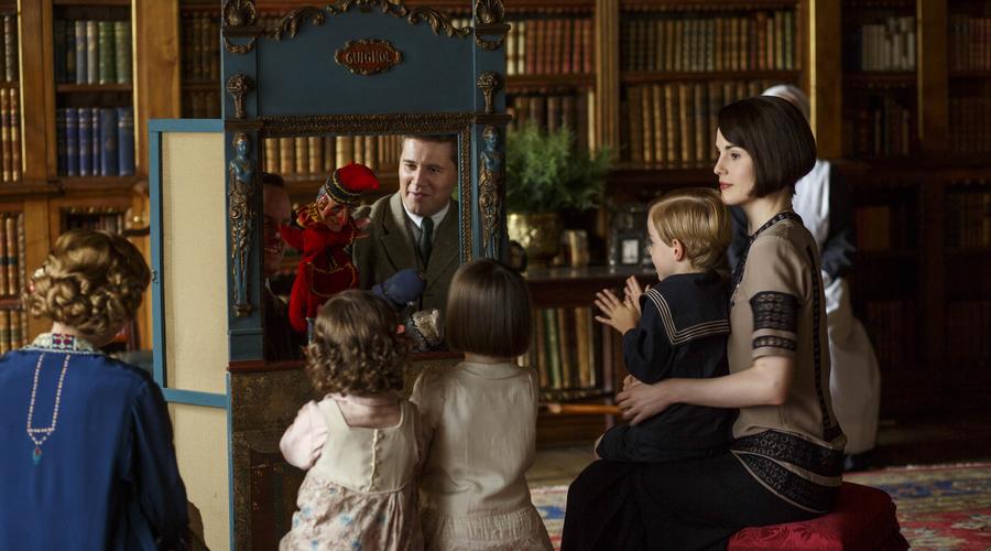 Downton Abbey (Credit: ITV)