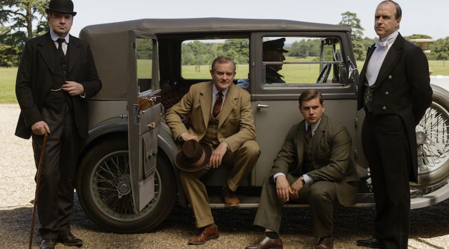 Downton Abbey Christmas 2015