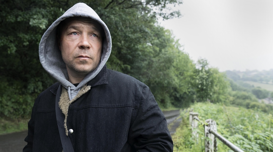 Joseph (Stephen Graham) in The Virtues (Credit: Channel 4)