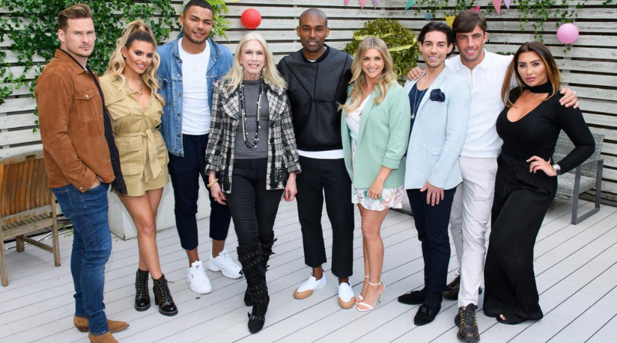 Celebs Go Dating (Credit: Channel 4)