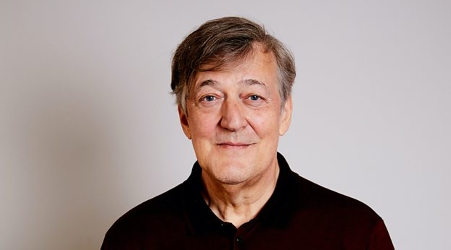 Stephen Fry (Credit: BBC)