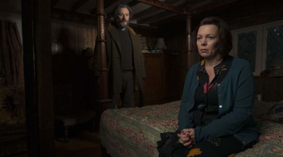 Olivia Coleman, Julian Barratt, Broadchurch, Mighty Boosh