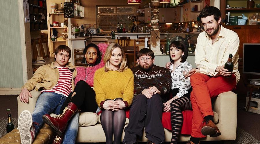 Channel 4, Fresh Meat, Jack Whitehall,