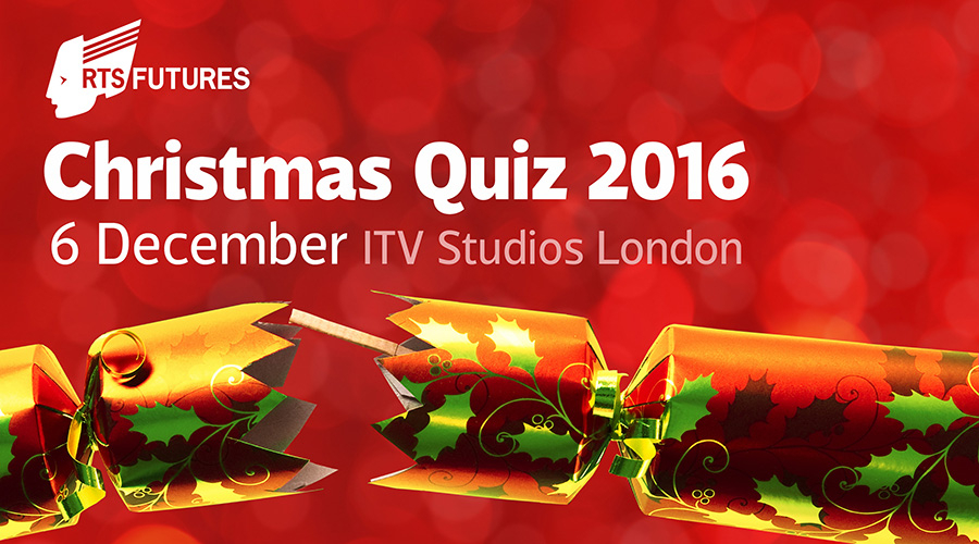 Christmas Quiz (RTS Futures) | Royal Television Society