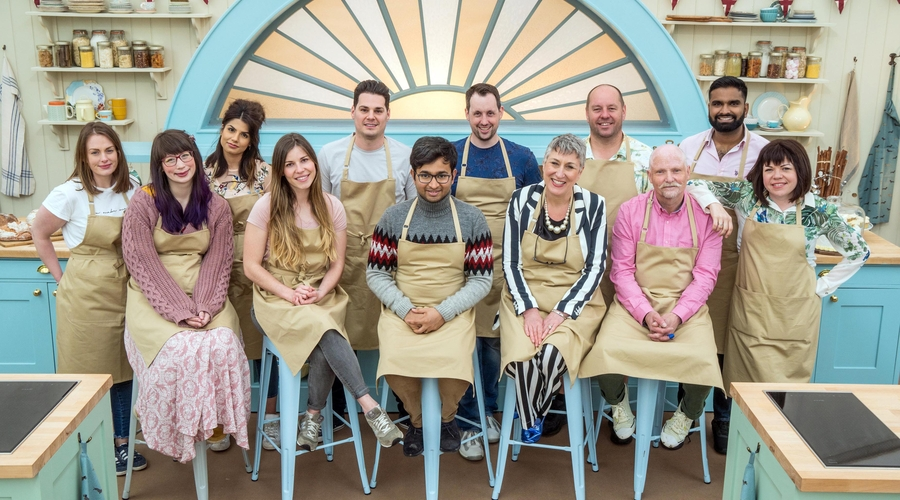 Who's who in The Great British Bake Off 2018? | Royal