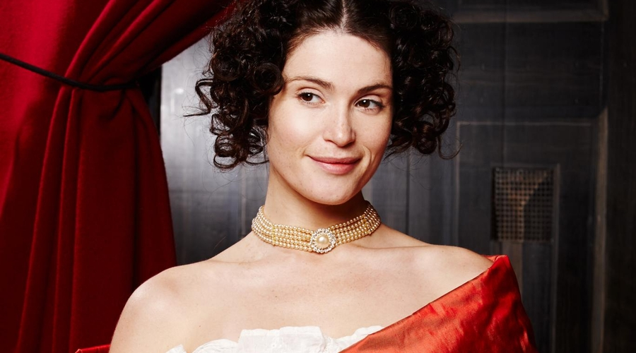 Gemma Arterton as Nell Gwynn (credit: Simon Turtle)