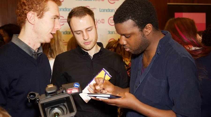 Getting noticed at a RTS Futures careers fair