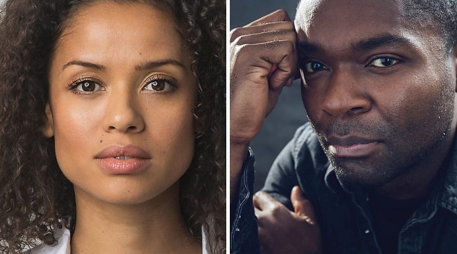 Gugu Mbatha-Raw and David Oyelowo (credit: BBC)