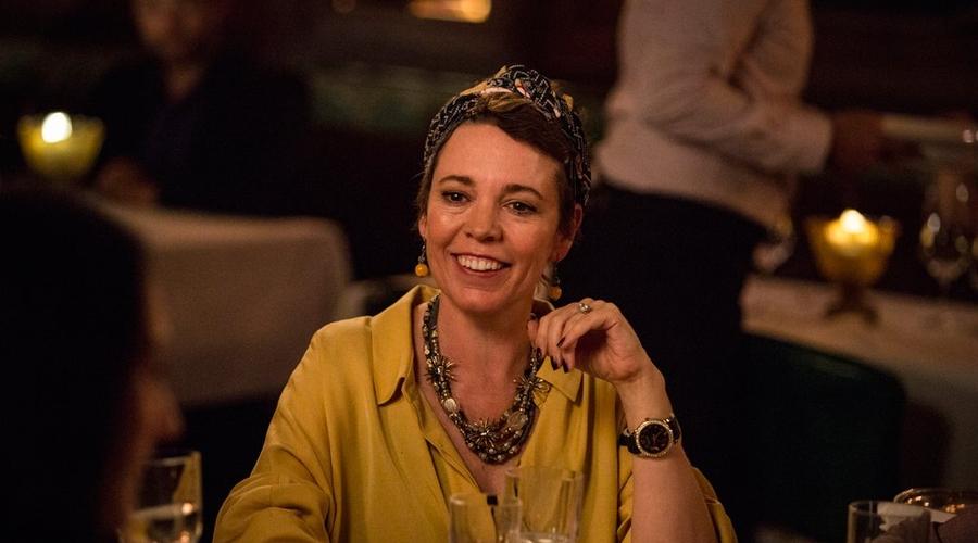Fleabag's Godmother/Stepmother(Olivia Colman) (Credit: BBC)