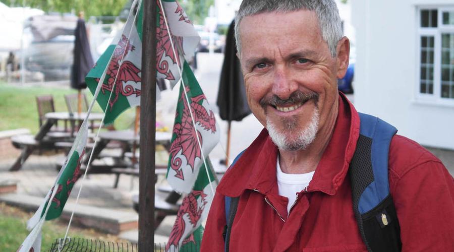 Griff Rhys Jones Great Welsh Adventure