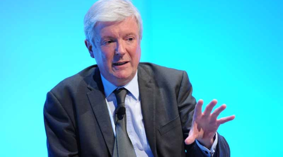 BBC Director general Tony Hall at the RTS London Conference 2014