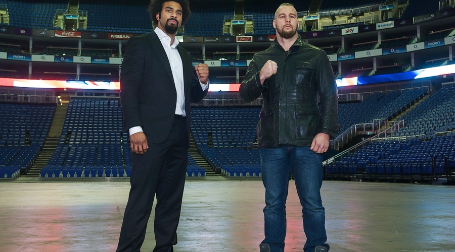 David Haye will face Australian boxer Mark De Mori in his comeback fight at London's O2