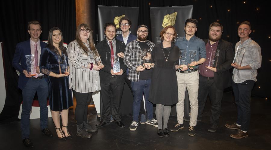 RTS Cymru Awards 2019 winners