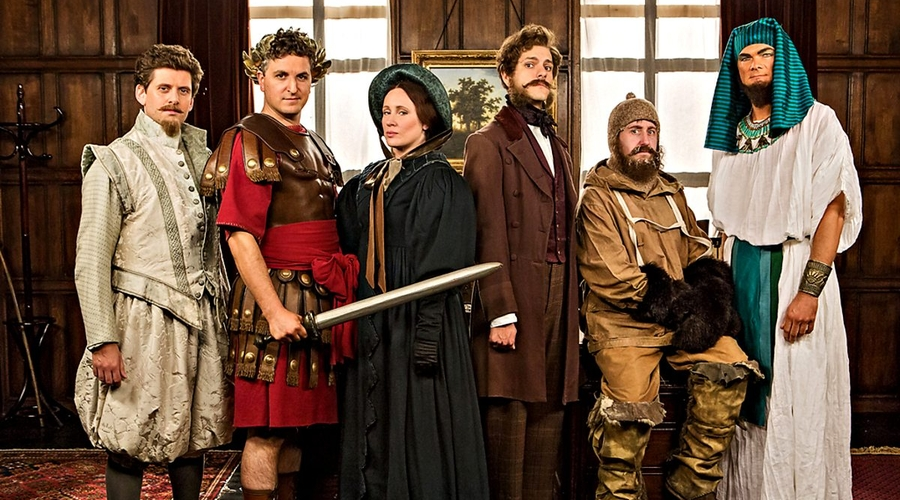 Horrible Histories (Credit: BBC)