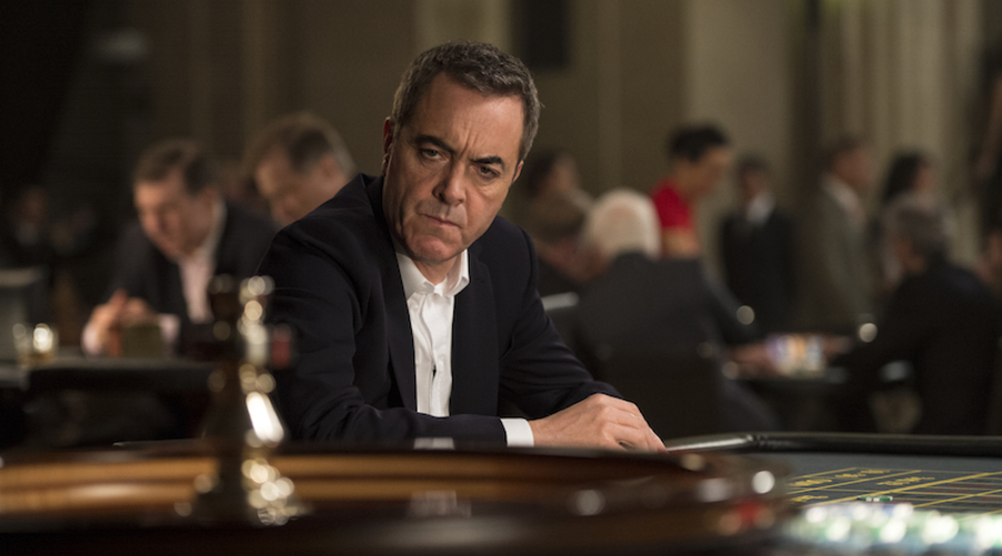 James Nesbitt in Stan Lee's Lucky Man
