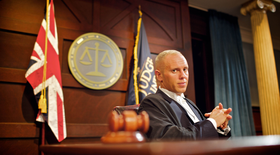 Judge Rinder (Credit: ITV)