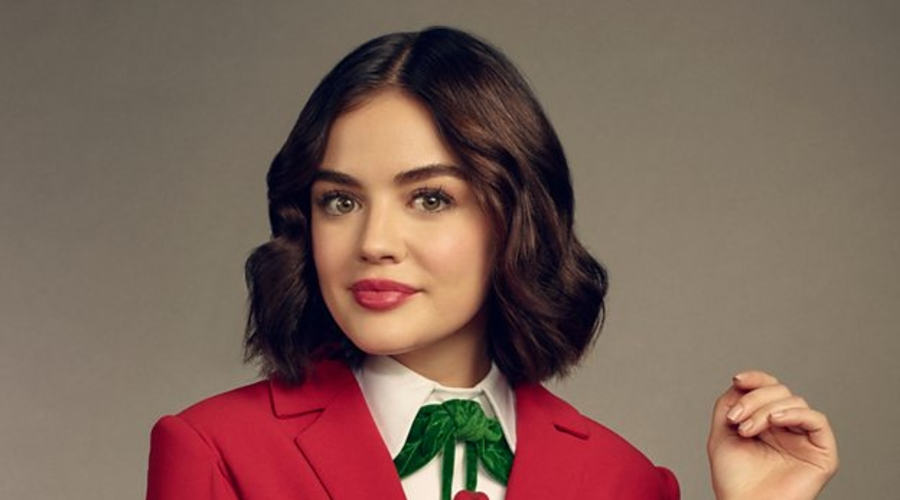 Lucy Hale as Katy Keene (credit: BBC)