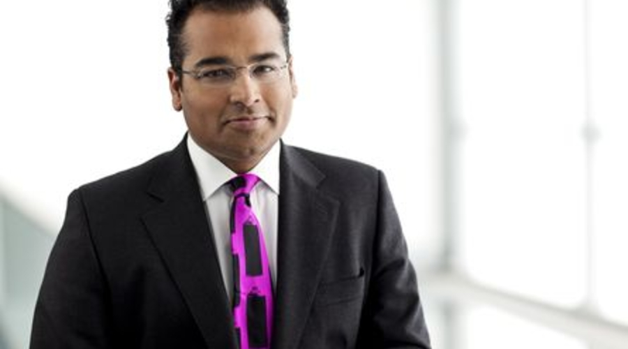 Krishnan Guru-Murthy (Credit: Channel 4)