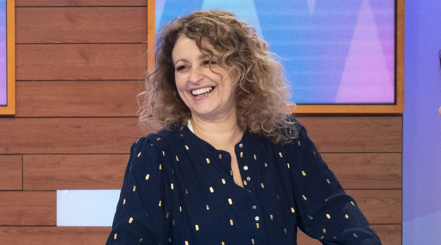 Nadia Sawalha in Loose Women Late: Girls Night Out (Credit: ITV)