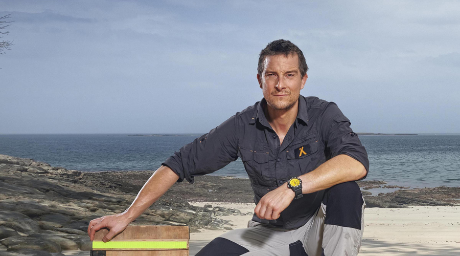 The Island with Bear Grylls (Credit: Channel 4)
