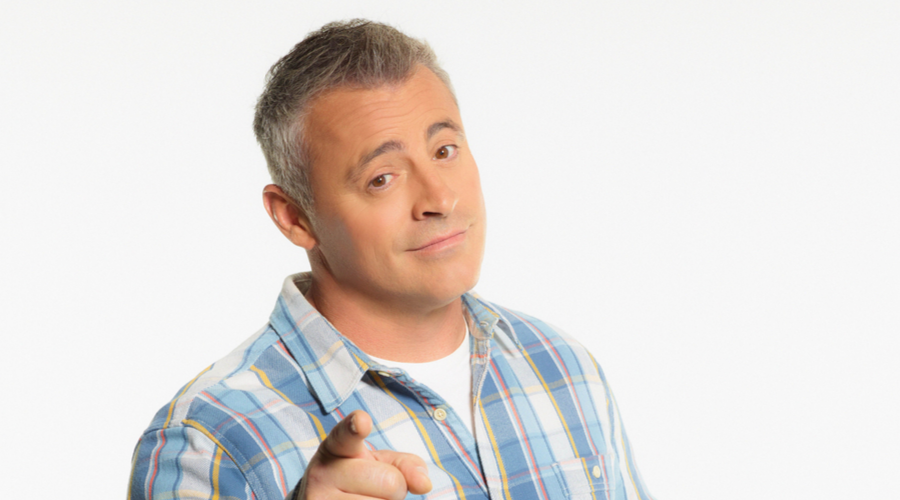 Matt LeBlanc (Credit: Channel 4/CBS)