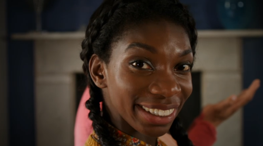 Michaela Coel (Credit: Channel 4)