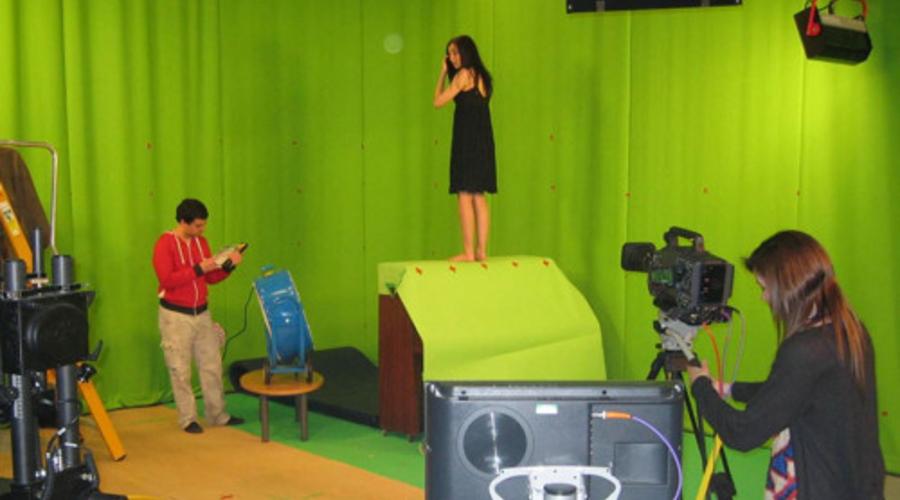 """The Green Screen Studio"""