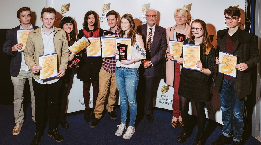 Young Peoples' Media Festival participants