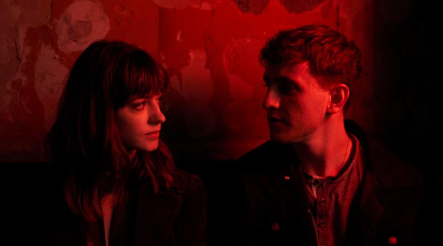 Marianne (Daisy Edgar-Jones) and Connell (Paul Mescal) (Credit: BBC/Element/Enda Bowe)