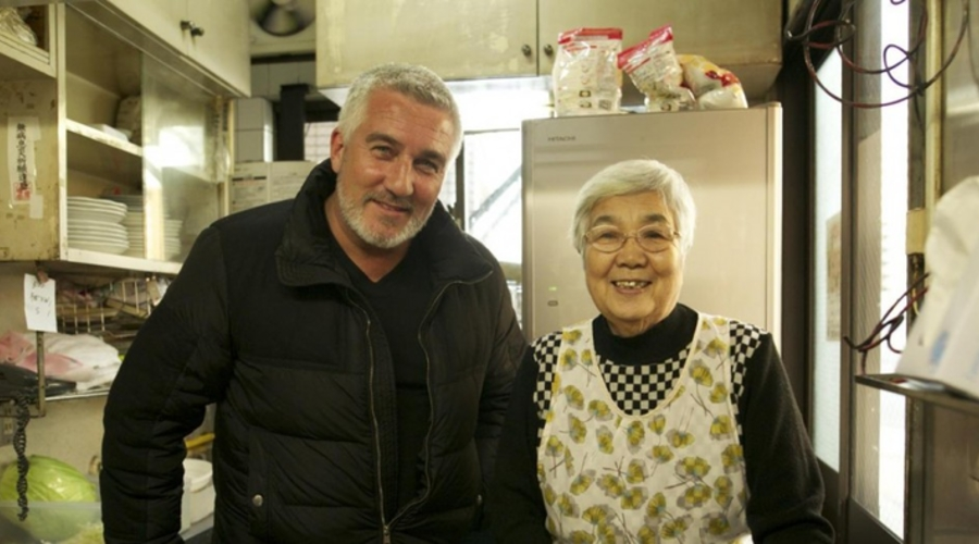 Paul Hollywood Eats Japan (credit: Channel 4)