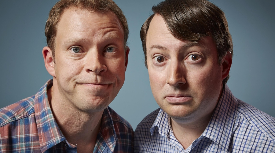 Robert Webb and David Mitchell (Credit: Channel 4)