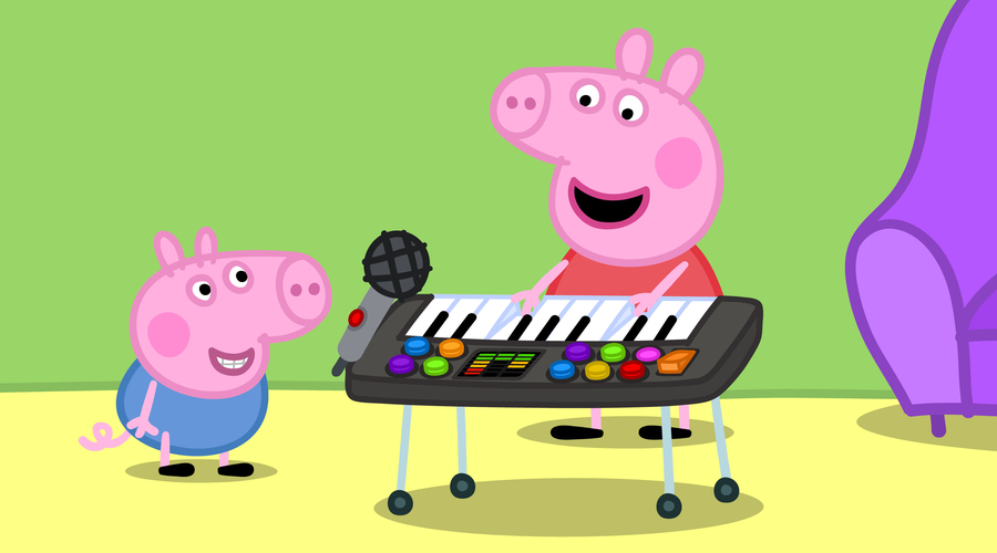 Peppa Pig (Credit: Channel 5/Milkshake!)